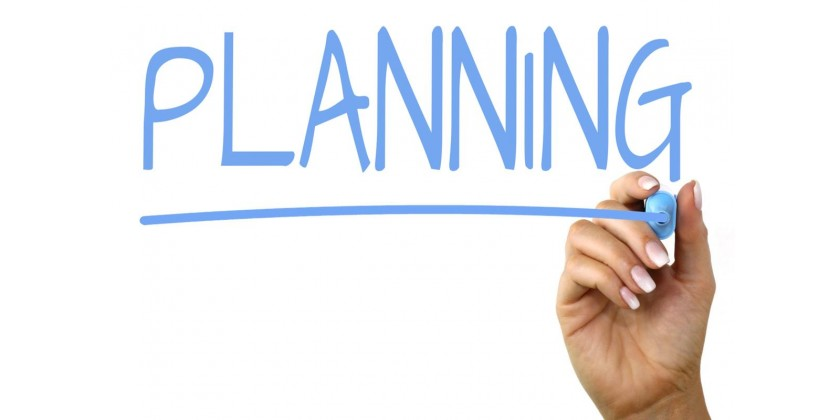 Failing to Plan is Planning to Fail.